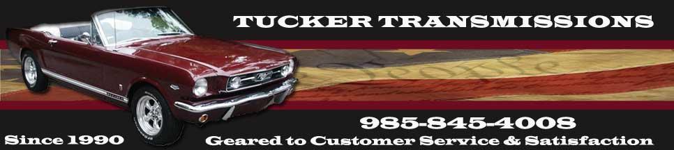 Tucker Transmissions